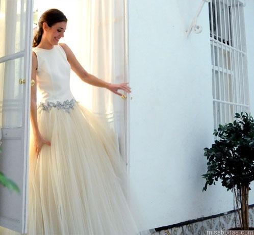 Vestidos novia low cost cadiz